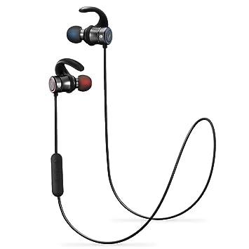 Auriculares Bluetooth 4.1 Magnéticos In-ear Cascos Deportivos