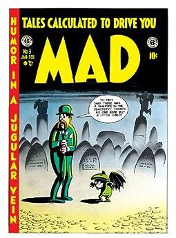 Mad Magazine #3 by [Kurtzman, Harvey]