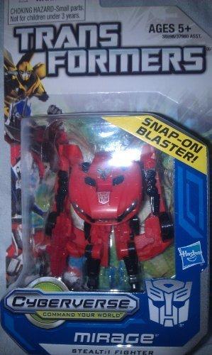 Transformers Prime Cyberverse Legion Action Figure Mirage
