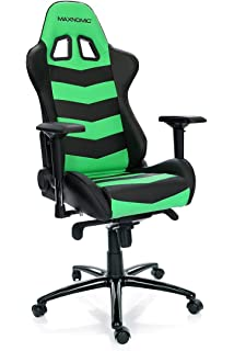 MAXNOMIC Thunderbolt (Green) Premium Gaming Office & Esports Chair