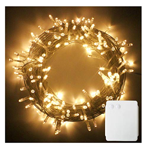 Fairy Led Lights Clear Cable in US - 4