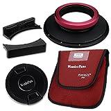 WonderPana XL FreeArc Core Filter Holder for Sigma 14mm 1.8 DG HSM Art Lens (Full Frame 35mm) - Ultra Wide Angle Lens Filter Adapter
