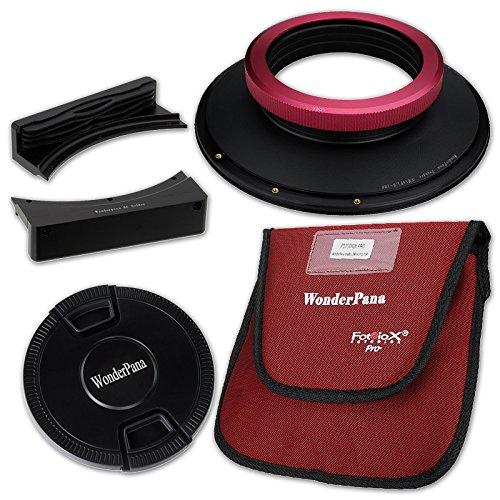 WonderPana XL FreeArcコアフィルタホルダーfor Sigma 14 mm 1.8 DG HSM Artレンズ(フルフレーム35 mm) – 超広角レンズフィルタアダプタ   B07BHZ644Q