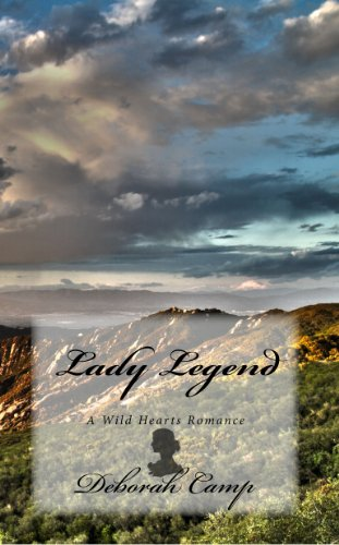 book cover of Lady Legend