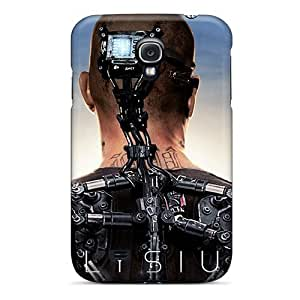 Faddish Phone Elysium Movie Case For Galaxy S4 / Perfect Case Cover