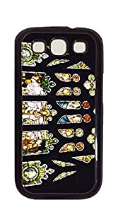 High Quality Diy case Of Watercolor customized Bumper Plastic cell phone case for samsung galaxy s3 - Picture of hand in the vitage architecture window