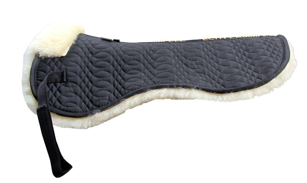 Merauno Lambskin Comfort Saddle Pad-Lammfell Sattelkissen