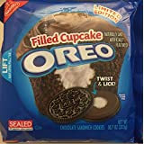 CUPCAKE FILLED Oreo Cookies - Limited Edition (4 pak)