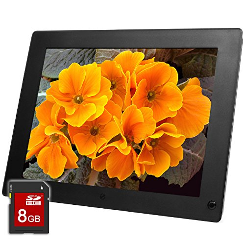 Micca 15-Inch 1024x768 High Resolution Digital Photo Frame W
