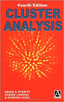 Book CLUSTER ANALYSIS 4ED