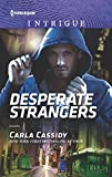 img - for Desperate Strangers (Harlequin Intrigue) book / textbook / text book