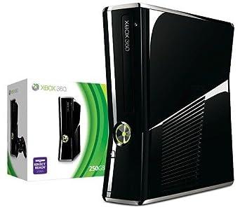 Xbox 360 Slim Konsole 250 GB RGH2 Reset Glitch Hack 2 JTAG Umbau