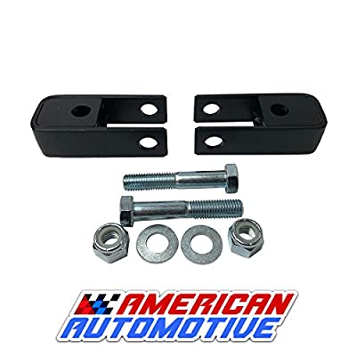 "American Automotive 1994-2002 Ram 2500 3500 2WD 4WD 2-4"" Front Suspension Shock Extender Lift Kit: Automotive"