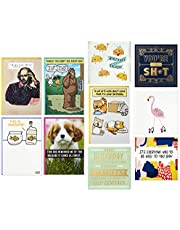 Save up to 45% off Hallmark Shoebox Funny Birthday Cards Assortment (Cards with Envelopes)