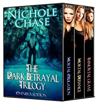 book cover of The Dark Betrayal Trilogy