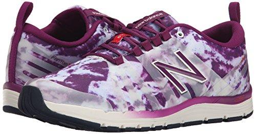 Zapatillas B Mujer New De Multicolor White ic Purple Multicolore Fitness Balancewx811 FOqw1S