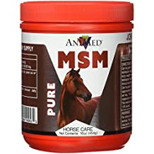 AniMed Pure MSM Supplement for Horses, 1-Pound