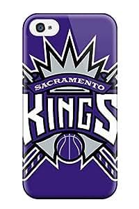 KLHMELH2430PmtUo Case Cover Sacramento Kings Nba Basketball (13) Iphone 4/4s Protective Case