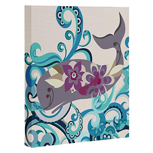 Deny Designs Valentina Ramos, Whale Blossom