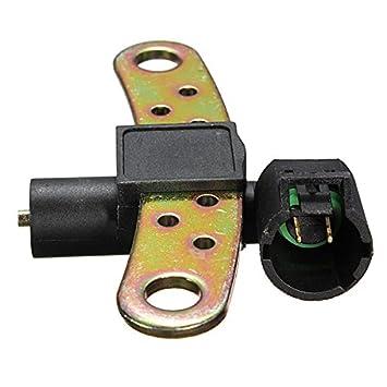 GOZAR Sensor Del Cigüeñal Para Renault Tdc Kangoo Clio Laguna Scenic Megane: Amazon.es: Hogar