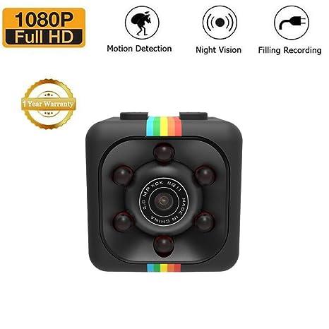 SQ11 Full HD 1080P Mini Car Hidden DVR Camera Spy Dash Cam IR Night Vision USB