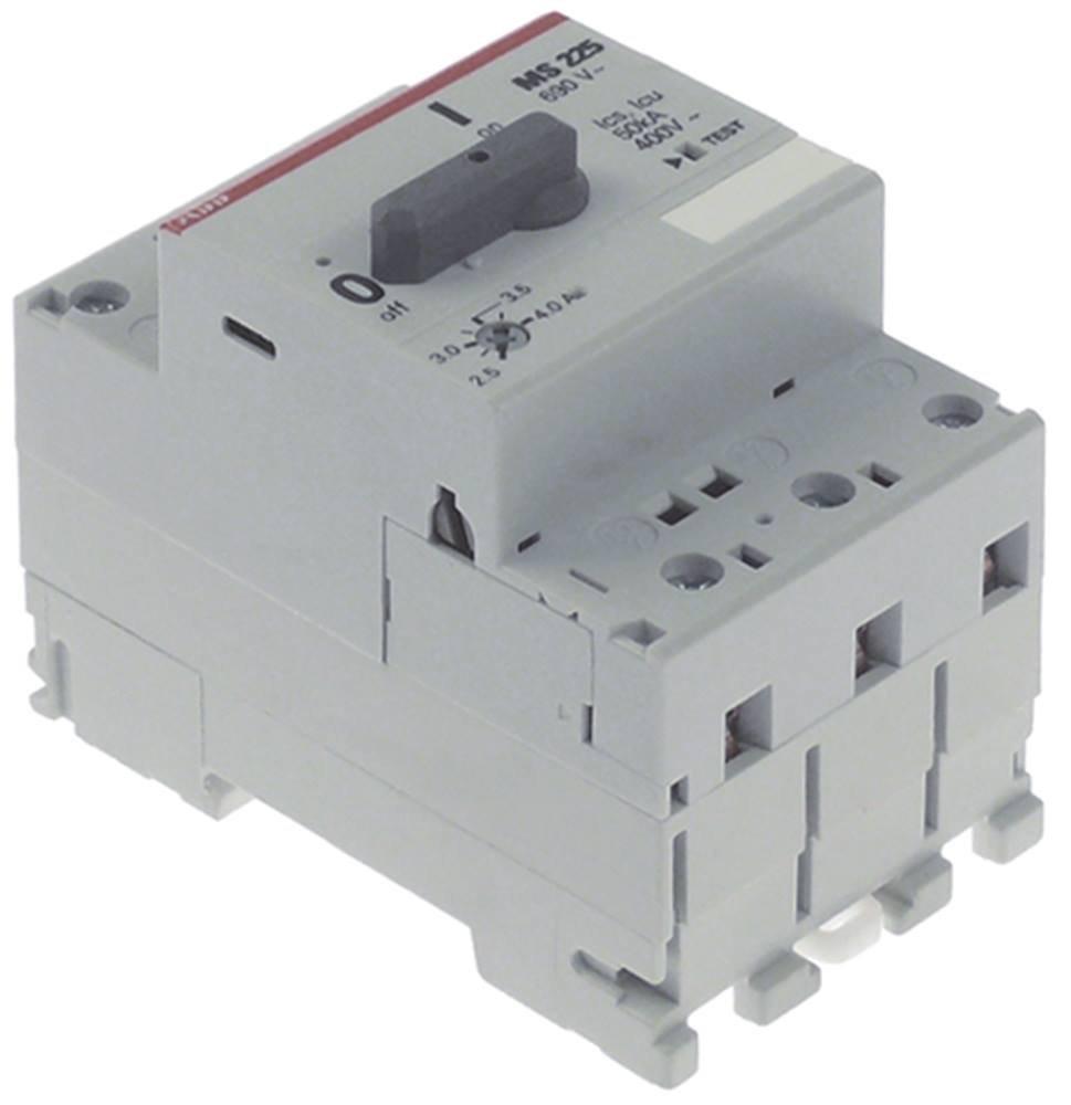 ABB MS225-4.0 - Interruptor de protección del motor para ...