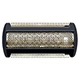 Replacement Trimmer/Shaver Foil for Philips Bodygroom Groomer BG2024 BG2025 BG2026 BG2028 BG2036 BG2038 BG2040, Shaving Head for Philips Norelco XA2029 XA525 TT2021 TT2021 TT2022 TT2030 TT2040