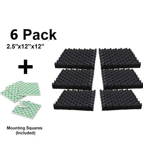 6-pk-25x12x12-soundproofing-foam-acoustic-eggcrate-tiles-studio-foam-sound-wedges-with-12-double-sid