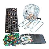 BSN NA646XXX Classic Bingo Set, 8.5-Inch Cage