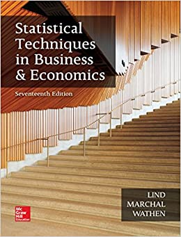 Statistical Techniques In Business And Economics (The Mcgraw-Hill/Irwin Series In Operations And Decision Sciences) Free Download