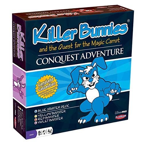 - Ultra Pro Killer Bunnies and The Quest for The Magic Carrot - Conquest Adventure