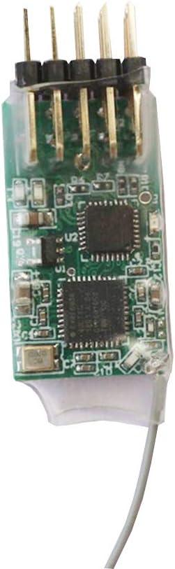 4100E 2.4G 4CH Micro Receiver for JR SPEKTRUM transmitter DX7 DX8 DSX7 DSX9