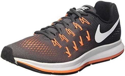 Nike Air Zoom Pegasus 33, Zapatillas de Running Hombre, Gris (Dark ...