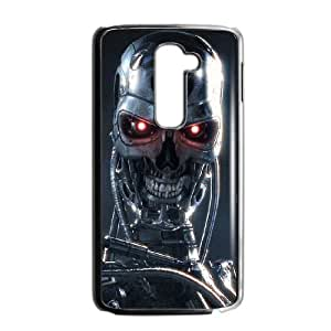 Terminator LG G2 Cell Phone Case Black Dmxl