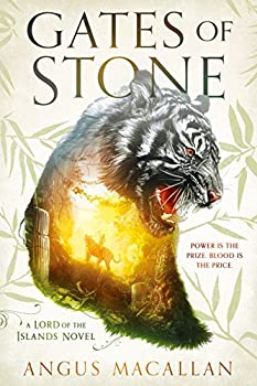 Gates of Stone by Angus Macallan science fiction and fantasy book and audiobook reviews