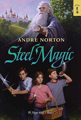 Steel Magic: The Magic Books #1