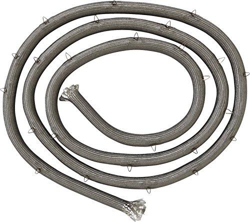 whirlpool oven door gasket - 9