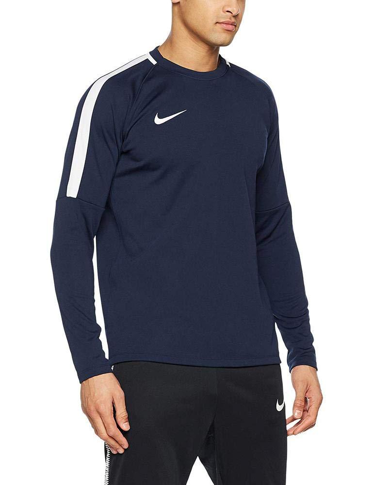 6a88db2148fe4 Nike Dry Academy Crew Men's Football Sweatshirt