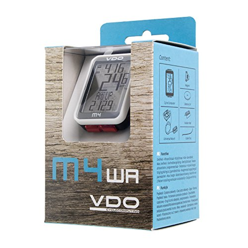 VDO M4 Bicycle Computer Corded