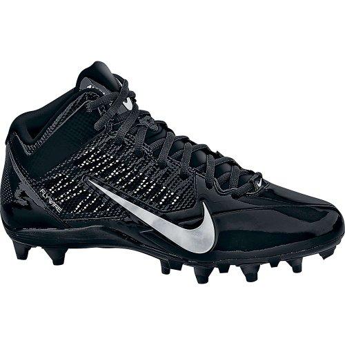 Crampons De Football Alpha Pro Mid Nike Hommes Noir