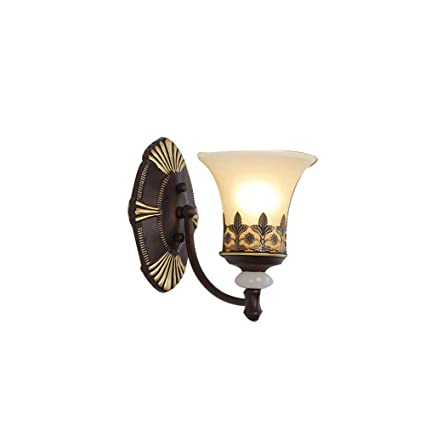 Amazon.com: HWSUS Wall Lamp American Retro High Temperature ...