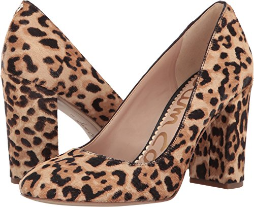 Women Ladies Pump (Sam Edelman Women's Stillson Pump, Sand, 7.5 M US)