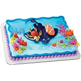 DecoPac Finding Nemo and Squirt Decoset