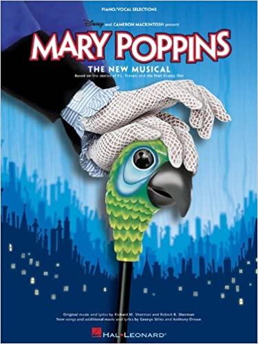 Oppaan suora lataus Mary Poppins: The Musical - Vocal Selections (PVG). Partitions pour Piano, Chant et Guitare PDF DJVU