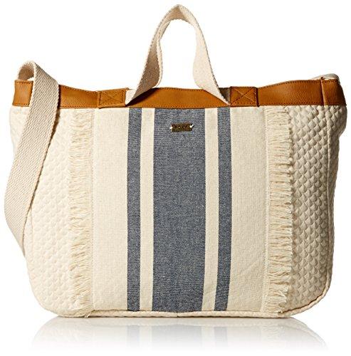 Roxy Bahamas Lov Shoulder Bag, Marshmallow (Roxy Handbag)
