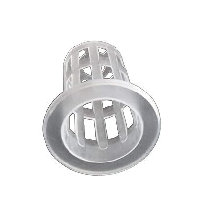 CAIDUD Mini Vasos Infantiles Mesh Net Pots Hidropónico Sin ...