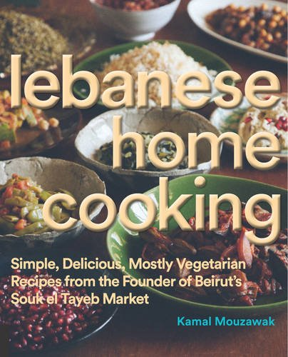 Lebanese Home Cooking Delicious Vegetarian product image