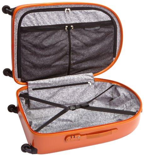 FPM - fabbricapelletteriemilano Koffer Trolley Mouse Spinner 75 cm By Stefano Giovannoni, 75 cm, 85.0 Liter, mandarin, A01075-01-201-0 Mandarin
