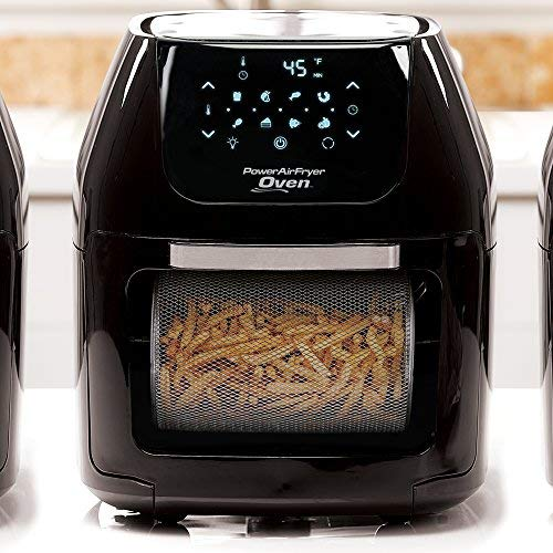 6 QT Power Air Fryer Oven With- 7 in 1 Cooking Features with Professional Dehydrator and Rotisserie by Power AirFryer XL (Image #5)