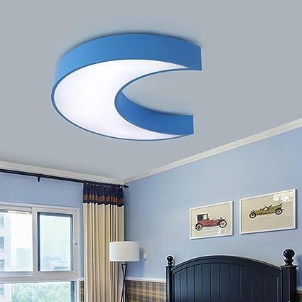 PRX Creative Moon lámpara de Techo para niños, cálida ...